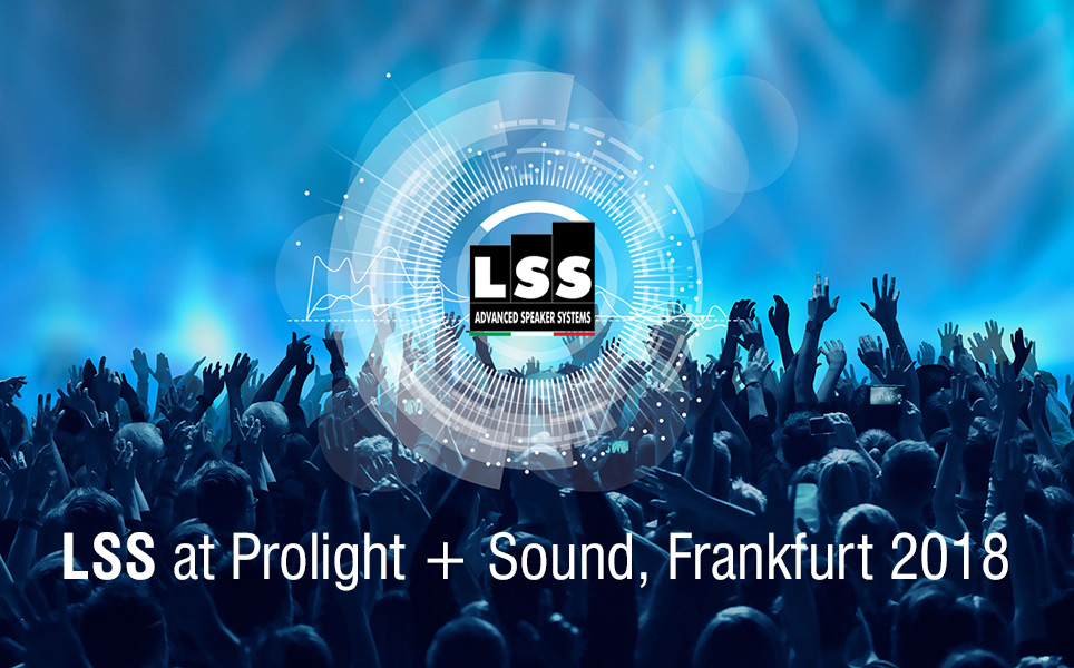 News Lss At Prolight And Sound